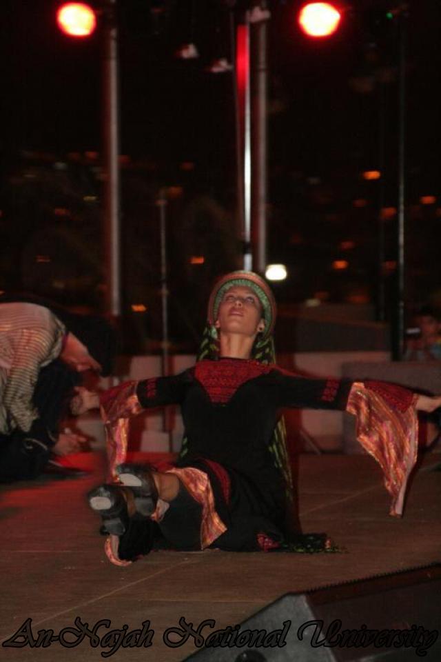 فرقة الفنون الشعبية الفلسطينية