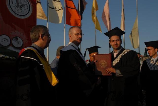 حفل تخرج عام 2009
