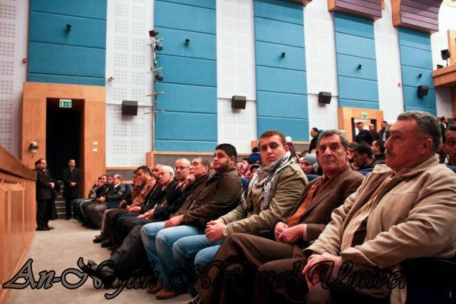 ندوة د.صائب عرقات، وناصر اللحام حول تصريحات قناة الجزيرة 10