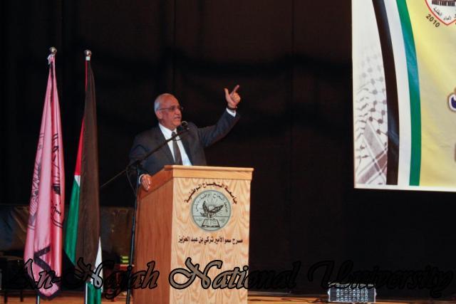 ندوة د.صائب عرقات، وناصر اللحام حول تصريحات قناة الجزيرة 31