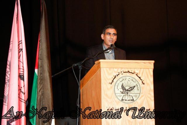 ندوة د.صائب عرقات، وناصر اللحام حول تصريحات قناة الجزيرة 39