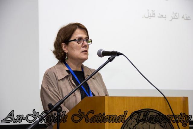 إفتتاح معرض صور في الجامعة بعنوان فلسطين كما تراها عيوني 15.10.2012 14