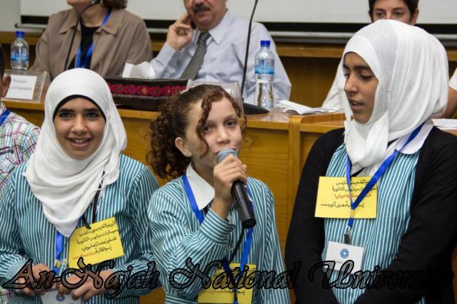 إفتتاح معرض صور في الجامعة بعنوان فلسطين كما تراها عيوني 15.10.2012 28