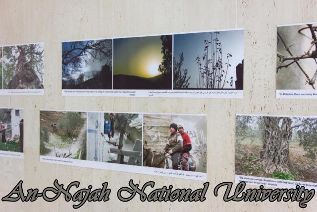 إفتتاح معرض صور في الجامعة بعنوان فلسطين كما تراها عيوني 15.10.2012 31