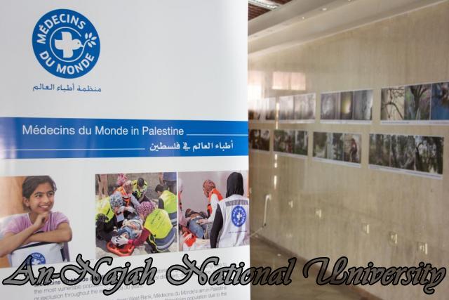 إفتتاح معرض صور في الجامعة بعنوان فلسطين كما تراها عيوني 15.10.2012 36