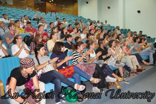 اختتام مخيم زاجل الدولي الخامس عشر 06.09.2012 4