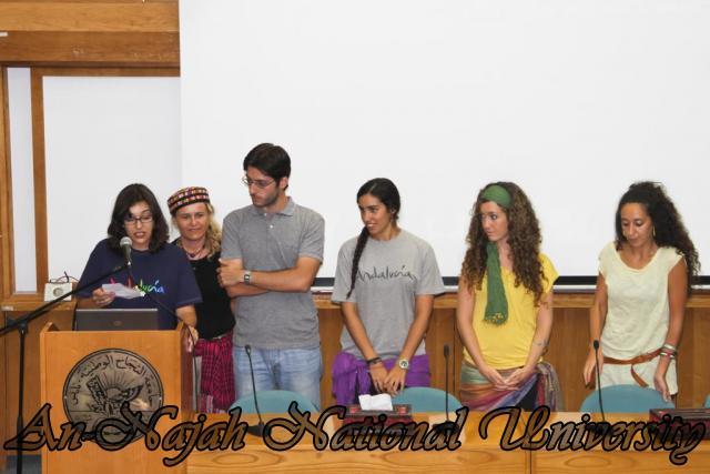 اختتام مخيم زاجل الدولي الخامس عشر 06.09.2012 6