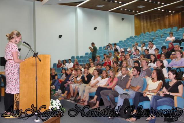 اختتام مخيم زاجل الدولي الخامس عشر 06.09.2012 9