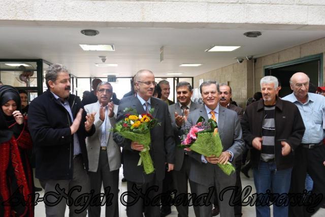 افتتاح معرض البينالي الإسباني الحادي عشر للهندسة المعمارية وتخطيط المدن 14.11.2012 1