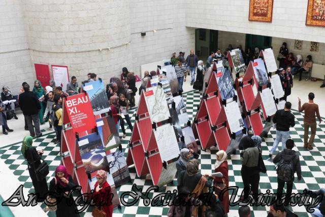 افتتاح معرض البينالي الإسباني الحادي عشر للهندسة المعمارية وتخطيط المدن 14.11.2012 10