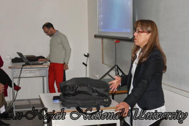 افتتاح معرض البينالي الإسباني الحادي عشر للهندسة المعمارية وتخطيط المدن 14.11.2012 11