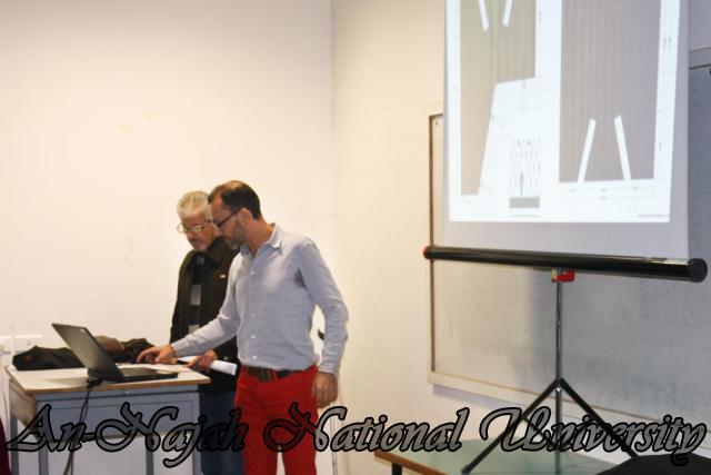 افتتاح معرض البينالي الإسباني الحادي عشر للهندسة المعمارية وتخطيط المدن 14.11.2012 13