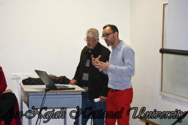 افتتاح معرض البينالي الإسباني الحادي عشر للهندسة المعمارية وتخطيط المدن 14.11.2012 15
