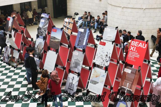 افتتاح معرض البينالي الإسباني الحادي عشر للهندسة المعمارية وتخطيط المدن 14.11.2012 5