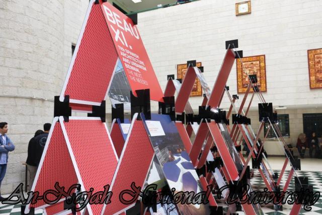 افتتاح معرض البينالي الإسباني الحادي عشر للهندسة المعمارية وتخطيط المدن 14.11.2012 8