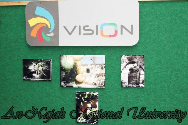 افتتاح معرض vision للعمارة والفنون 10