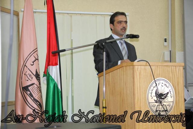 الجامعة تقيم فعاليات يوم النجاح التوظيفي برعاية حصرية من البنك العربي 24.09.2012 11
