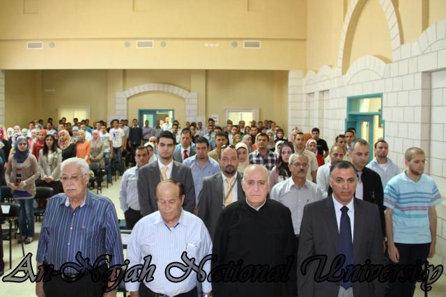 الجامعة تقيم فعاليات يوم النجاح التوظيفي برعاية حصرية من البنك العربي 24.09.2012 3