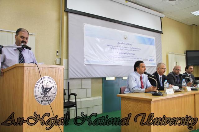 الجامعة تقيم فعاليات يوم النجاح التوظيفي برعاية حصرية من البنك العربي 24.09.2012 4