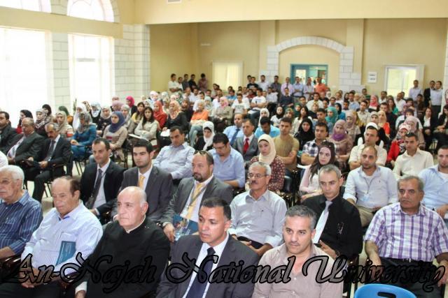 الجامعة تقيم فعاليات يوم النجاح التوظيفي برعاية حصرية من البنك العربي 24.09.2012 5