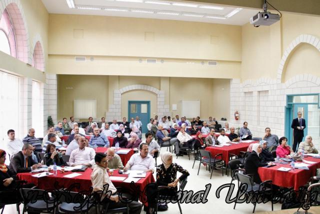 الخطة التنموية الاستراتيجية لبلديات نابلس 2