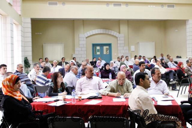 الخطة التنموية الاستراتيجية لبلديات نابلس 6