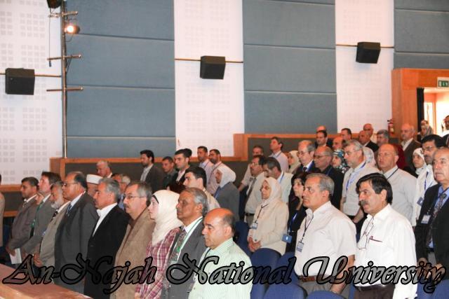 المؤتمر الفلسطيني العالمي الخامس في الكيمياء   كلية العلوم 4