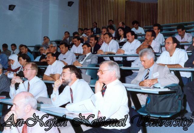الملتقى الدولي حول التكنلوجيا الملائمة لأعمال المياه