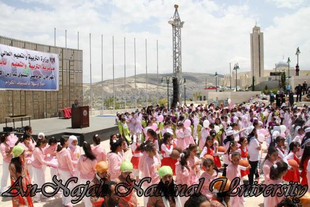 المهرجان الرياضي السنوي لمدارس الاناث 19