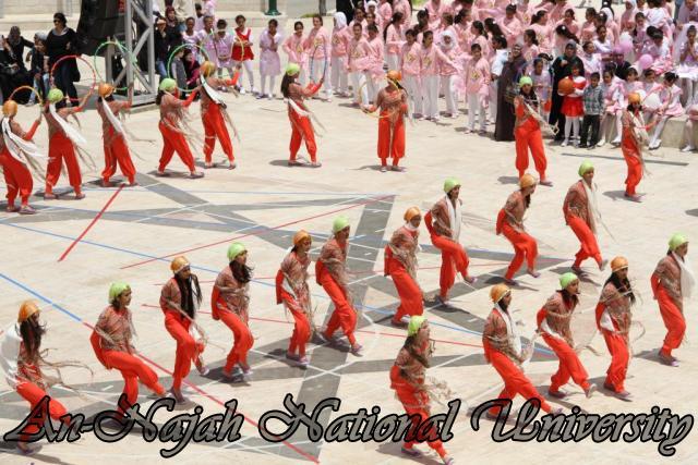 المهرجان الرياضي السنوي لمدارس الاناث 35