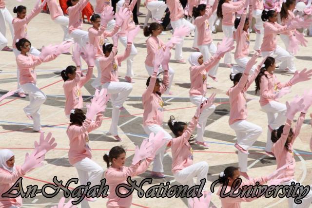 المهرجان الرياضي السنوي لمدارس الاناث 37