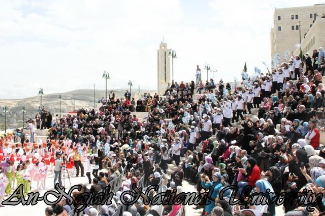 المهرجان الرياضي السنوي لمدارس الاناث 9