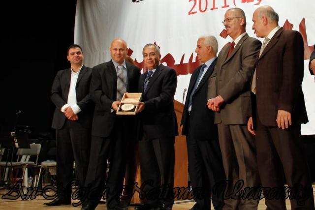 المهرجان الوطني لتكريم المتطوعين الفلسطينيين عونه 2011 9