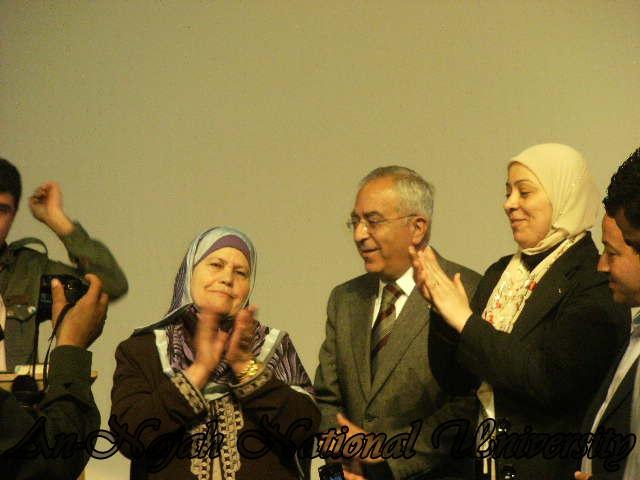 انشطة متنوعة لفرقة جوالة ومنجدات جامعة النجاح