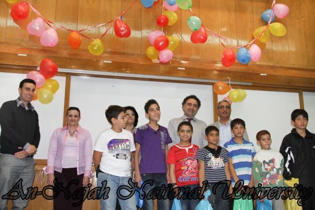 برنامج التعليم المساند   مركز الخدمة المجتمعية 34