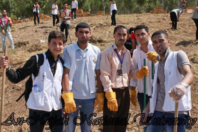 برنامج العمل التطوعي المشترك بين الجامعات   مركز الخدمة المجتمعية 12