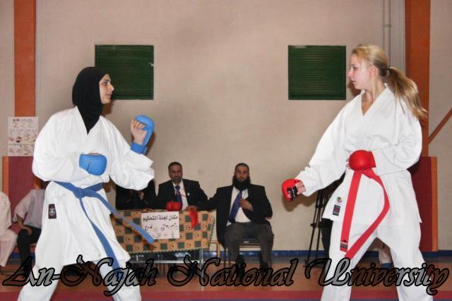 بطولة الصداقة الفلسطينية الالمانية للكراتيه 12