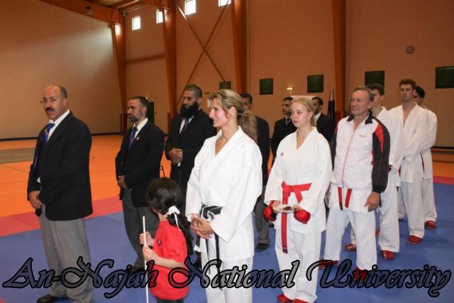 بطولة الصداقة الفلسطينية الالمانية للكراتيه 4