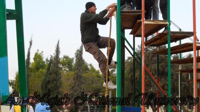 بطولة المغامرة والتحدي الأولى للجامعات الفلسطينية 2