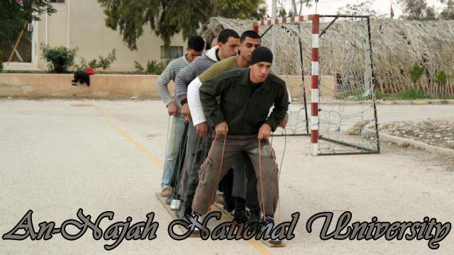بطولة المغامرة والتحدي الأولى للجامعات الفلسطينية 5 2