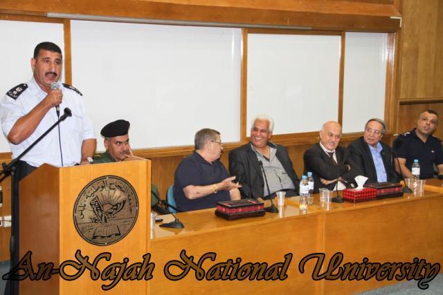 تكريم مدير شرطة نابلس  سابقاً عمر البزور 11.09.2012 22