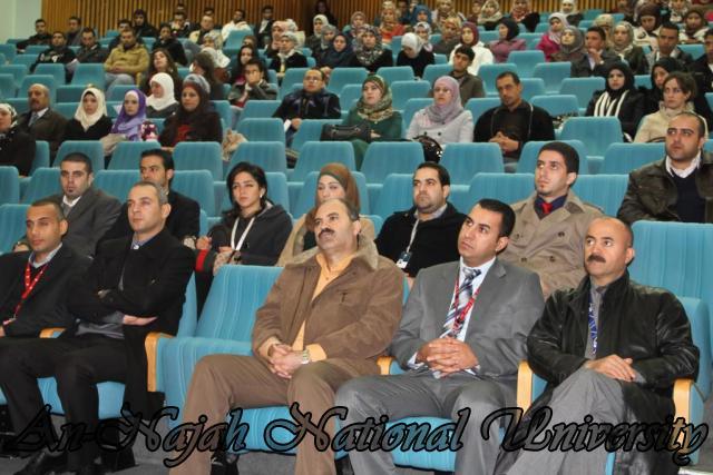 جامعة النجاح الوطنية تعقد ملتقى الأعمال ويوم التوظيف 2012 06.12.2012 4