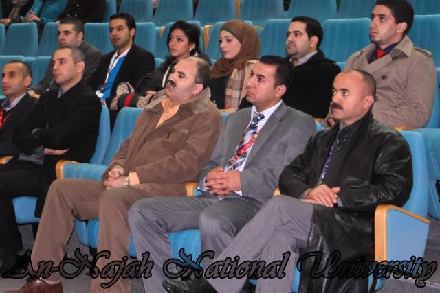جامعة النجاح الوطنية تعقد ملتقى الأعمال ويوم التوظيف 2012 06.12.2012 7