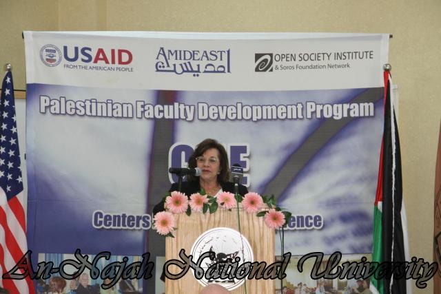 حفل افتتاح مركز التميز في التعلم والتعليم 5