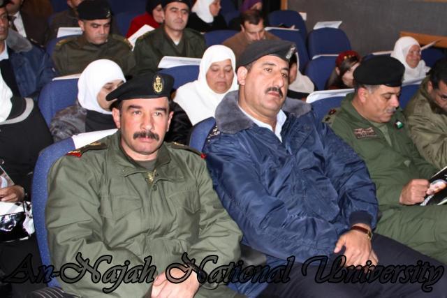حفل تأبين المرحوم أبو هاني صايل   رئيس لجان الإصلاح في محافظة نابلس 11