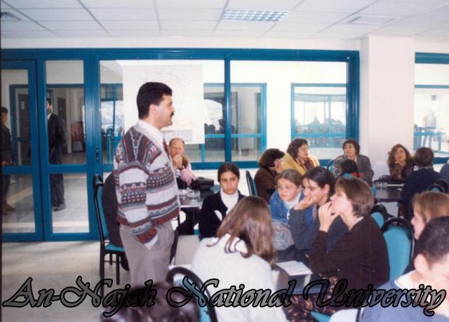 حفل تخريج الطلبة الغير ناطقين باللغة العربية