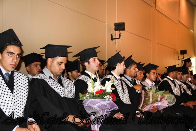 حفل تخريج الفوج التاسع من طلبة كلية هشام حجاوي 14