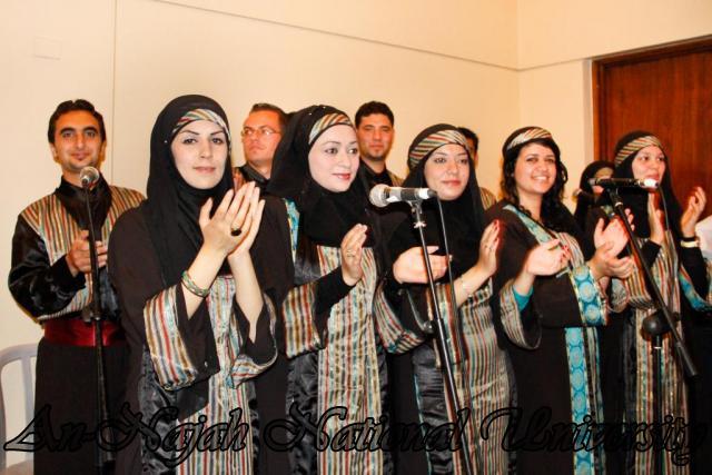 حفل تخريج الفوج التاسع من طلبة كلية هشام حجاوي 32