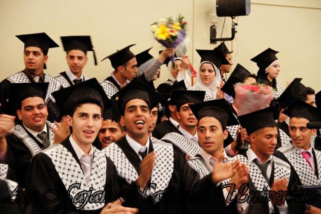 حفل تخريج الفوج التاسع من طلبة كلية هشام حجاوي 41