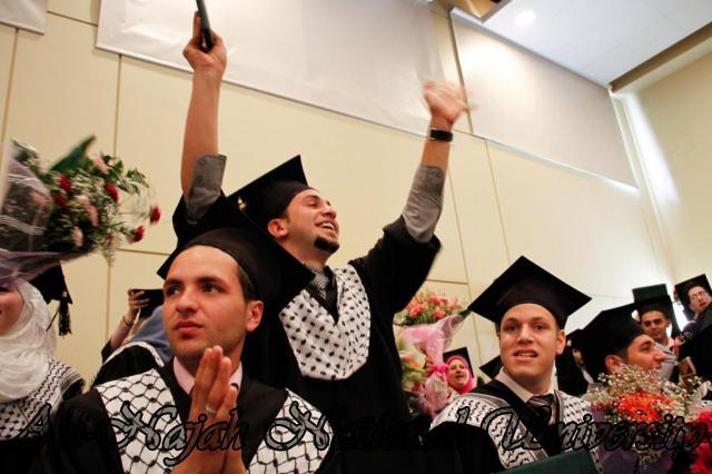 حفل تخريج الفوج التاسع من طلبة كلية هشام حجاوي 42